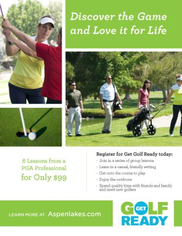 Aspen Lakes GGR flyer